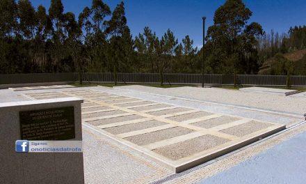 Inaugurada ampliação  do cemitério de Covelas