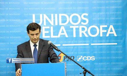 José Fernando é candidato ao Muro