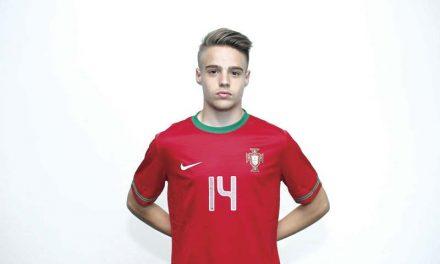 Rui Ferreira volta  a ser convocado  para a Seleção