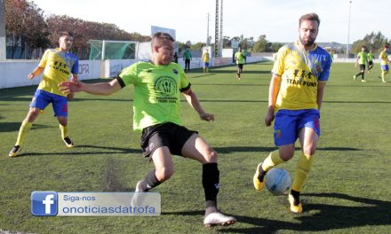 Bougadense empata e equipa B vence