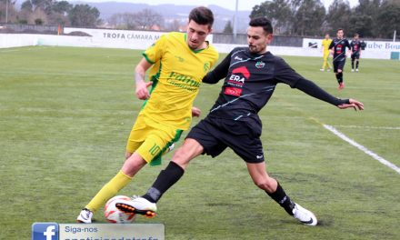 "Bougadense impõe ""chapa 3"" ao Tirsense B"