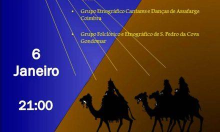 Danças e Cantares de Santiago com Cantares de Reis