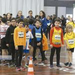 Torneio de Atletismo de Pavilhão este domingo em S. Romão