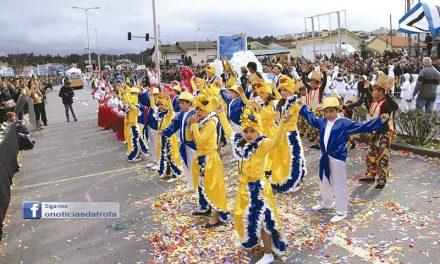 Cinco dias de Carnaval na Trofa