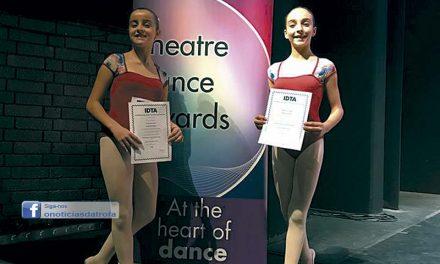 Passos de Dança nos prémios IDTA