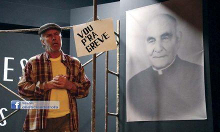 Peça de teatro homenageia Padre Joaquim (C/Vídeo)