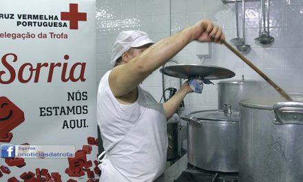 Quase 10 mil refeições servidas na cantina social