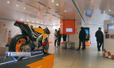 Repsol trouxe exposição de desporto motorizado à Trofa (C/Vídeo)