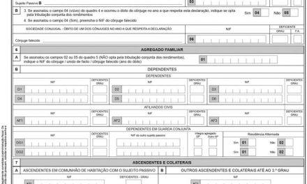Fim da entrega do IRS em papel