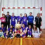 Equipa sénior feminina da ARD Coronado campeã concelhia