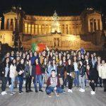 Clube Europeu de visita a Roma e Bolonha