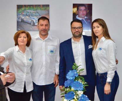 Ana Paula Azevedo preside  clube para amantes da Ford