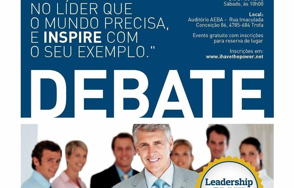 """""""O que seria um bom líder"""" em debate na AEBA"""