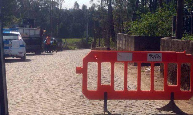 Última Hora: Fuga de gás obriga a evacuar empresas