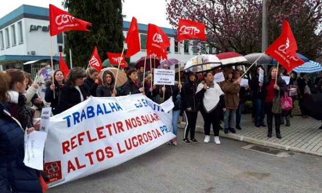 """Trabalhadores da Preh na Trofa decidem """"novas formas de luta"""" na próxima semana"""