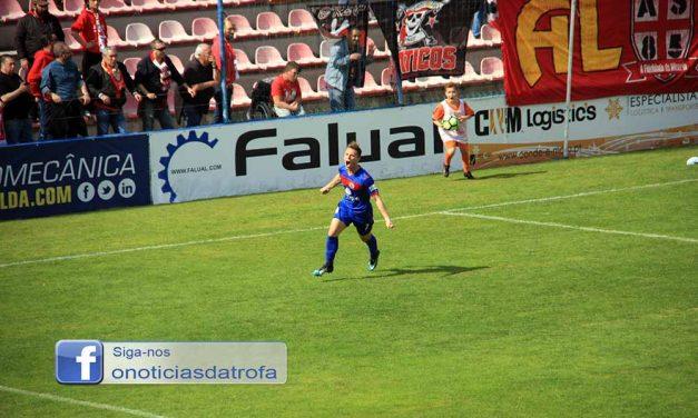 Trofense conquista primeira vitória no campeonato em Felgueiras