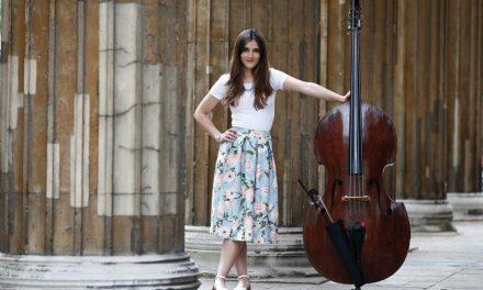 Vera Pereira recebe honra da Royal Academy of Music