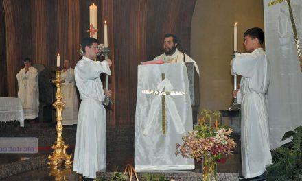 Ordenação sacerdotal e Missa Nova de Ricardo Gomes