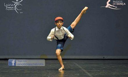Tomás Moreira selecionado para curso na Royal Ballet School