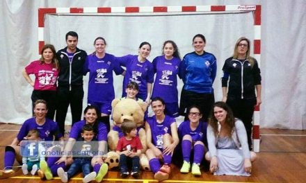 Equipa sénior feminina da ARD Coronado campeã