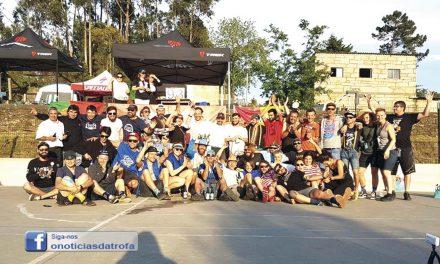 Torneio internacional  de Bike Polo  no Coronado