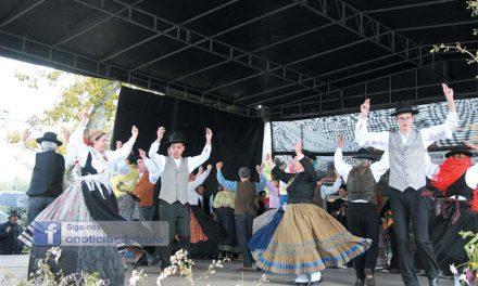 Primavera folclórica em Bougado