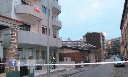 Prédio evacuado por alegada fuga de gás (C/Vídeo)