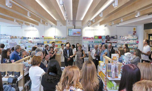 Farmácia Barreto inaugurou novas instalações