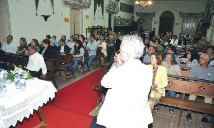 Eutanásia foi tema de debate em Santiago