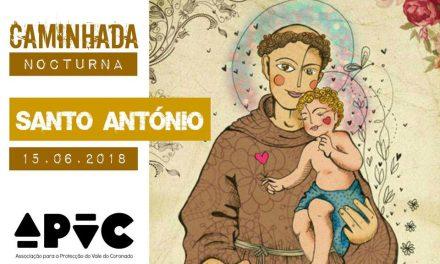 APVC promove caminhada noturna de Santo António esta sexta-feira