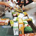 Mais de 4640 quilos de alimentos  recolhidos para o Banco Alimentar