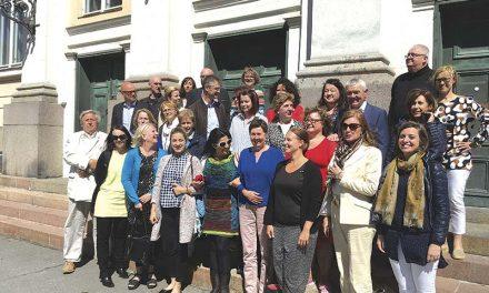 FORAVE em reunião do projeto europeu GirlsTech