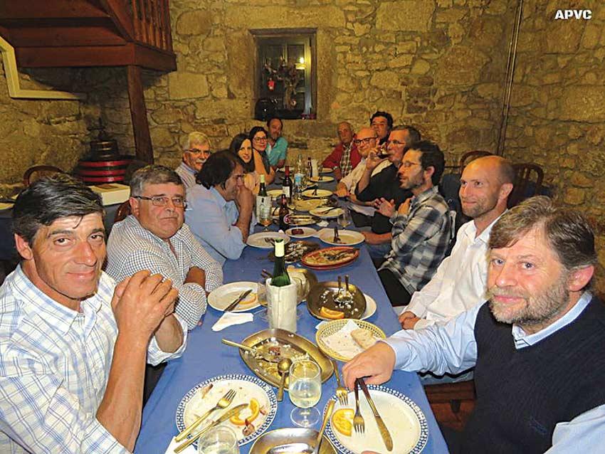 APVC assinala aniversário com jantar anual