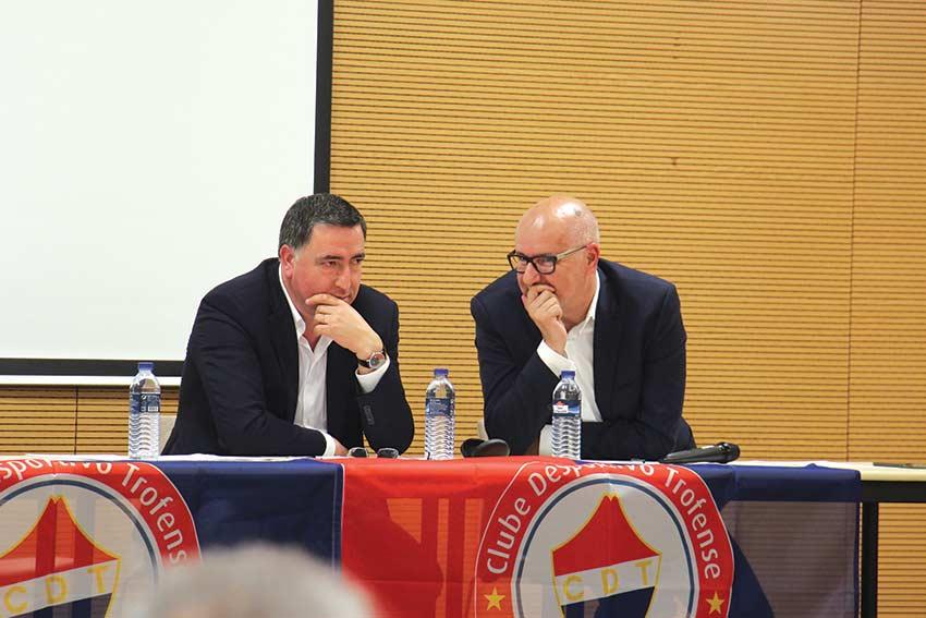 Franco Couto eleito presidente do Trofense (c/ vídeo)
