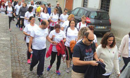 Cerca de 200 caminharam pela festa de S. Bartolomeu