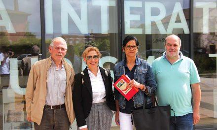 Deputada do PCP reuniu-se com a CPCJ