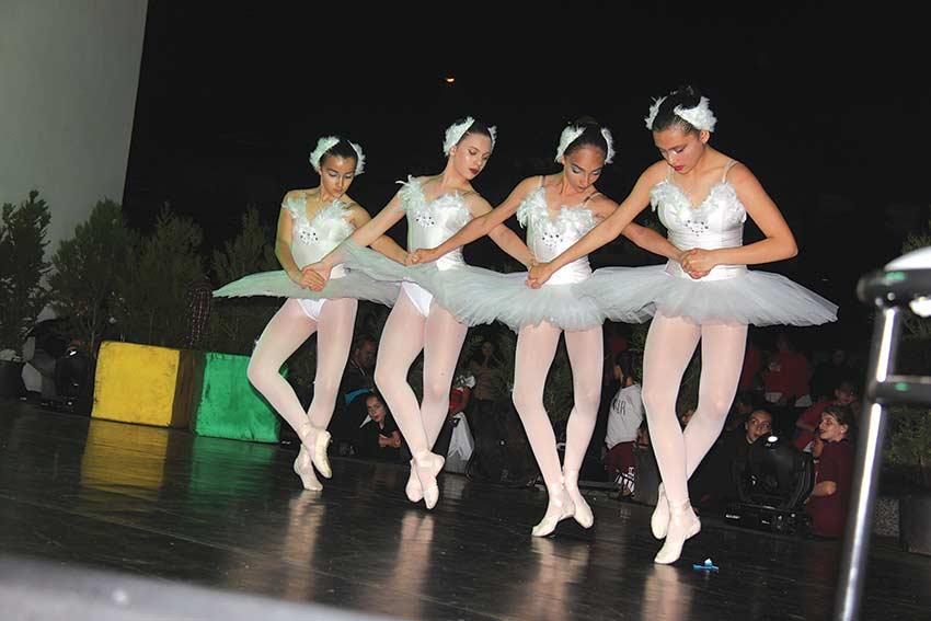 250 bailarinos no Danc'IN Trofa