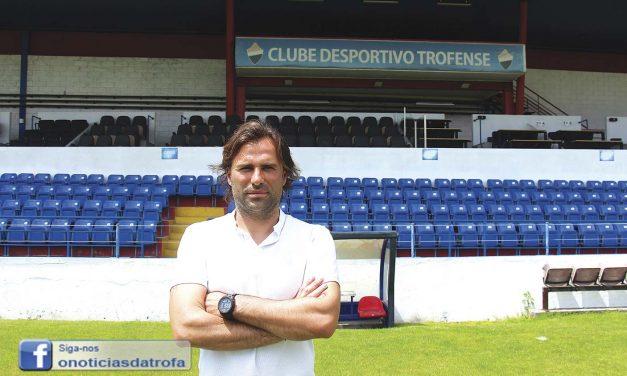 Hélder Pereira é o novo treinador do Trofense