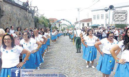 Cortejos juntam centenas em S. Mamede