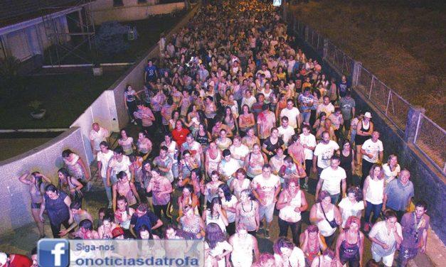 Caminhada colorida e homenagens marcam  21.º aniversário do Coronado