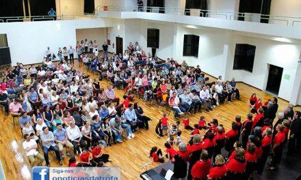 Concerto para ajudar APPACDM e Bombeiros (c/ vídeo)