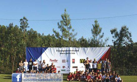 Acantonamento juntou 55 jovens atletas