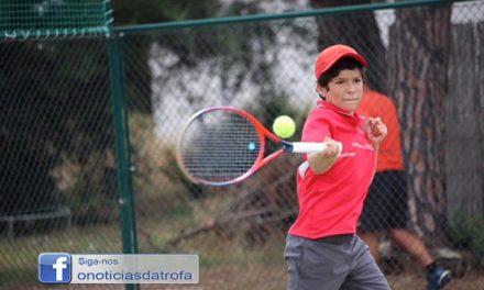 Campeão nacional de ténis sub-12 é de Covelas