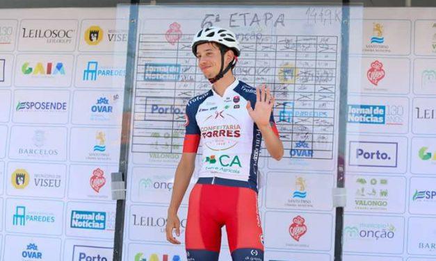 Ciclista da ACDC Trofa/Trofense representa Portugal no Campeonato do Mundo Universitário de Ciclismo