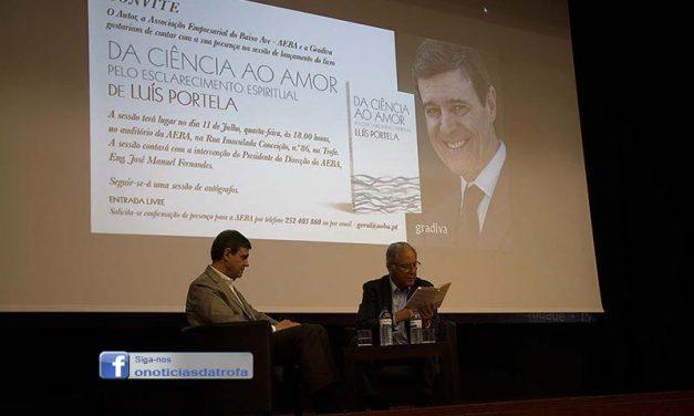 Livro de Luís Portela cruza  ciência e espiritualidade