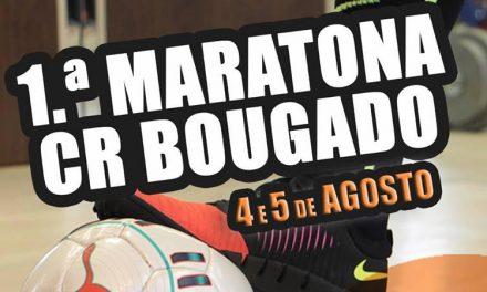 CR Bougado promove maratona de futsal
