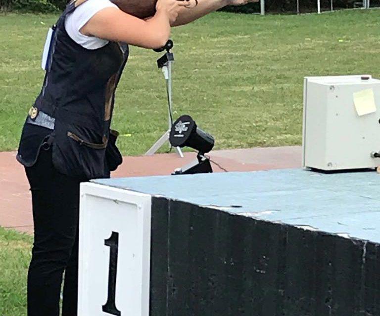 Tiro desportivo: Mariana Serra campeã do mundo