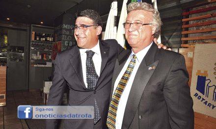 António Sousa à frente do Rotary