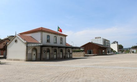 Antiga Estação da Trofa inaugurada hoje após investimento de 620 mil euros