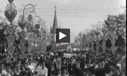 A procissão da Senhora das Dores de 1965